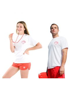 Lifeguard T-Shirt - Short Sleeve
