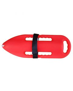 Patrol Rescue Can in Lifeguard Red with Black Strap
