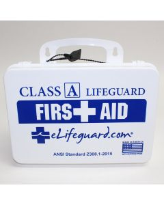 Front of Class A Lifeguard First Aid Kit