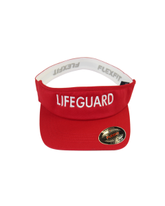 Front of the Lifeguard Flexfit® Cap