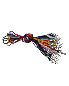 Whistle Lanyard in Various Colors