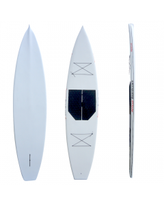 3 sides of the Rescue Stand Up Paddleboard (DEMO)