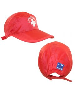 Lifeguard Waterman™ Cap Side and Back