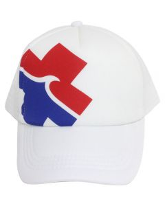 Front of the Whiteout Trucker