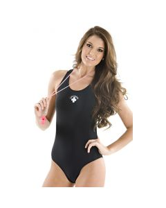 Front of the Lifeguard Super Proback Black