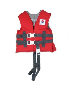 elifeguard.com® Child's Boating Vest Front