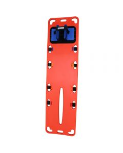 International Orange Emmobilize™ Rescue 7 Plastic Backboard