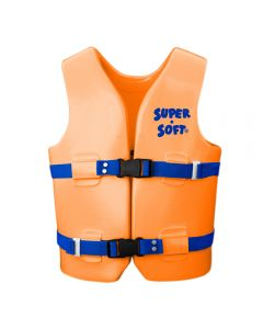 Orange Breeze USCG Child Super•Soft® Medium Vest
