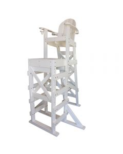 TLG 540 - Everondack® Tall Lifeguard Chair with Side Step