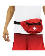 3 Pocket Lifeguard Hip Pack in Lifeguard Red