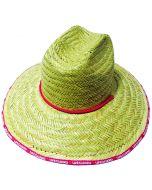 Lifeguard Surf Straw Hat