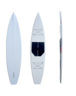 3 sides of the Rescue Stand Up Paddleboard (SUP)
