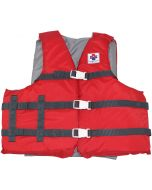 elifeguard.com® Adult General Purpose Vest Front