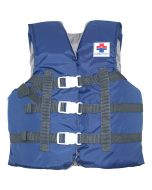 elifeguard.com® Youth Boating Vest Front